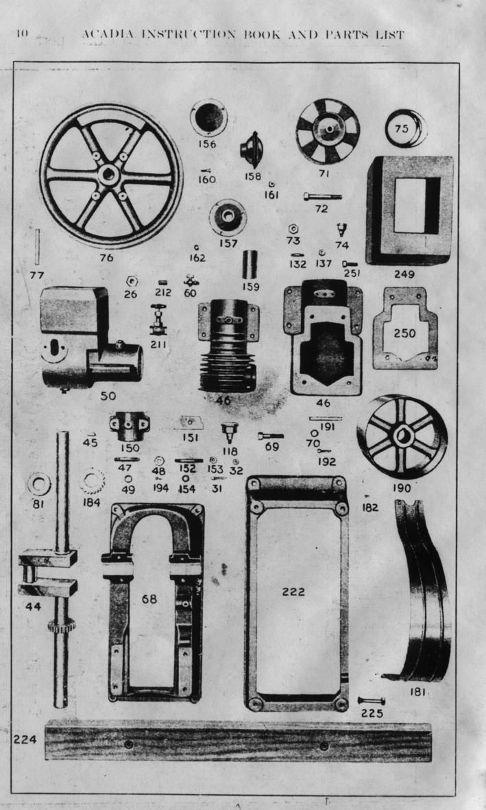 Acadia Gas Engines